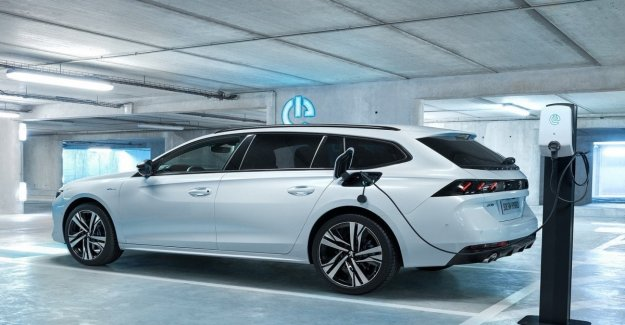 Peugeot Hybrid, hay algo para todo el mundo