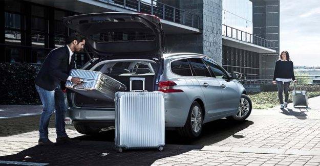 Peugeot plantea el promedio de 308