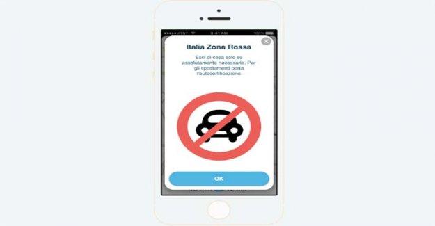 Quedarse en casa, no toque el coche también dice Waze