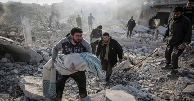 Siria, 9 años de la guerra: de 5 millones de niños nacidos durante el conflicto, y un millón de vino al mundo ya refugiados en los países vecinos