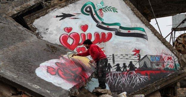 Siria, de 10 años de guerra: 384 mil muertos y 11 millones de refugiados