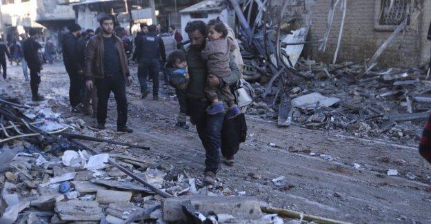 Siria, la llamada de la ACNUR para la 1.700 super millonarios italiano Movilizar sus recursos para salvar vidas humanas