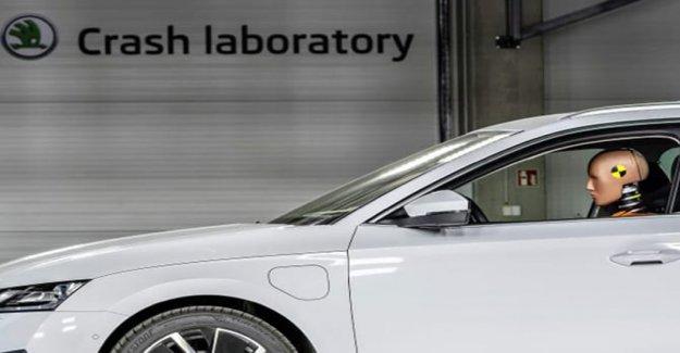 Škoda, un nuevo centro para la prueba de choque