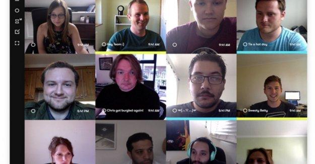 Sneek, webcam espiar a los trabajadores en smart de trabajo