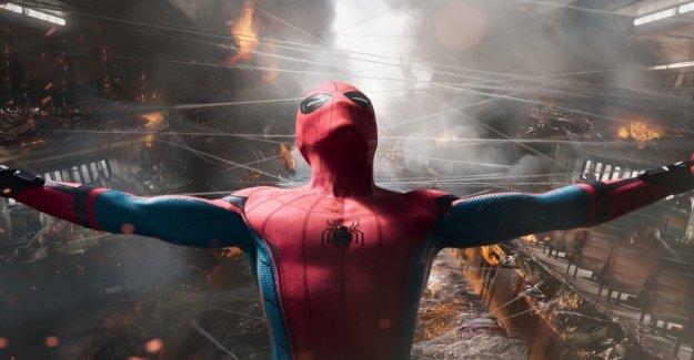 Spider-Man, un canal completo con la película de Spider-Man