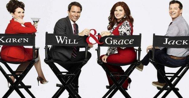 'Will & Grace', el retorno en la era de Triunfo. McCormack: Ahora es peor que nunca