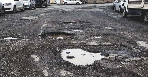 Y la asociación de víctimas de carreteras declara la guerra a los baches