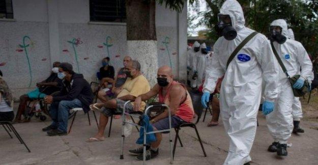 América latina es el siguiente epicentro de la pandemia?