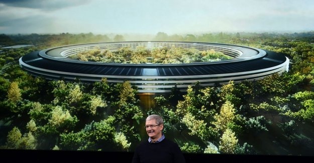 Apple planea regresar al personal de las oficinas antes de su Silicon Valley rivales: informe