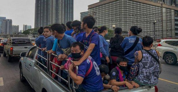 Asia: Corea del Sur para exigir a las máscaras de tránsito, vuelos