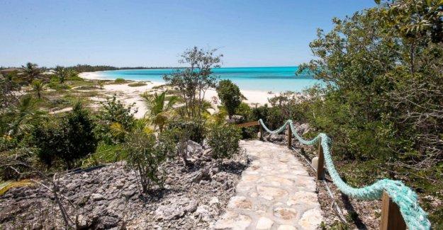 Bahamas' 11 el mejor presupuesto de hoteles frente al mar