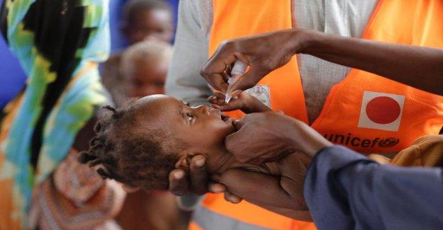 Bloqueo de medidas han mantenido casi 80 millones de niños a partir de la recepción de vacunas preventivas