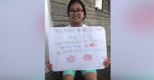 Carta de la escuela en el epicentro de COVID-19 de crisis pasos para ayudar a través de la pandemia
