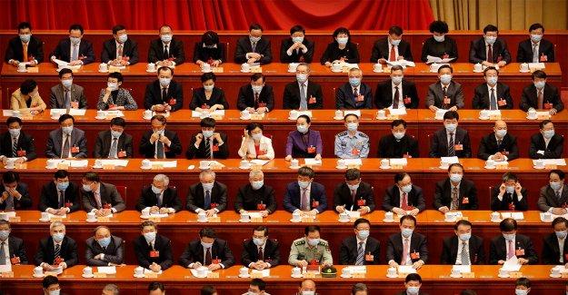 China propone controvertido Hong Kong 'seguridad' de la ley