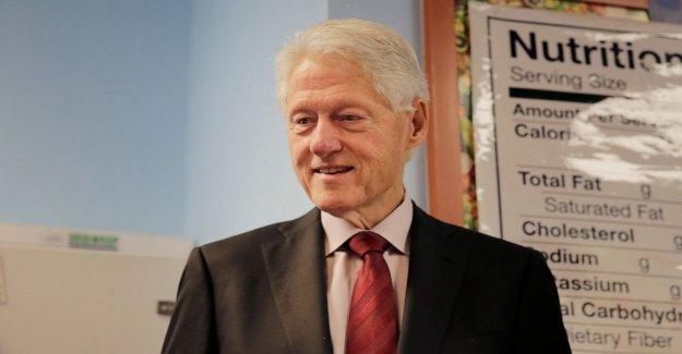Clinton y Patterson nuevo equipo para un thriller político