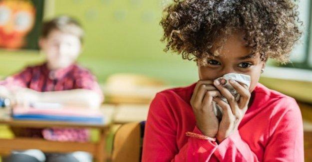 Coronavirus: los Niños de 'la mitad de la probabilidad de captura'