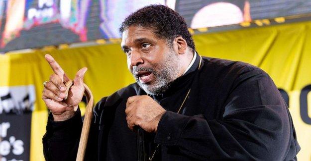 Corrió reapertura NOS viene a expensas de los pobres y los trabajadores de bajos ingresos': el Reverendo Dr. William Barber dice