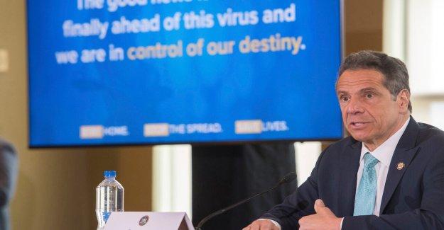Cuomo los intentos de desviar la culpa de mortal hogar de ancianos coronavirus debacle en Triunfo