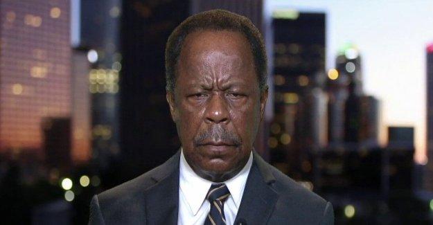 De los derechos civiles Atty. Leo Terrell: Dems no se manifiestan en contra de la delincuencia en Floyd protestas porque tienen miedo a alienar a voto negro