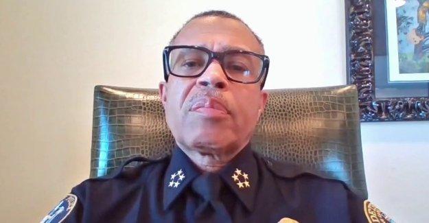 Detroit superior de policía de George Floyd manifestantes: Nosotros entendemos daño, pero será implacable contra los delincuentes