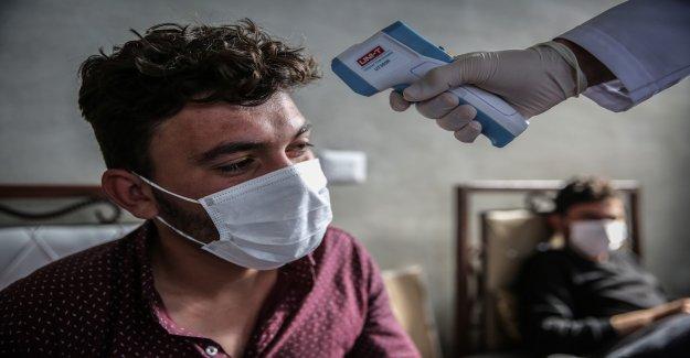 El 35 por ciento de coronavirus pacientes pueden ser asintomáticos, el CDC dice que el