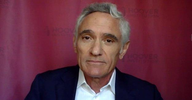 El Dr. Atlas en el coronavirus del encierro: La política ... es matar a la gente'