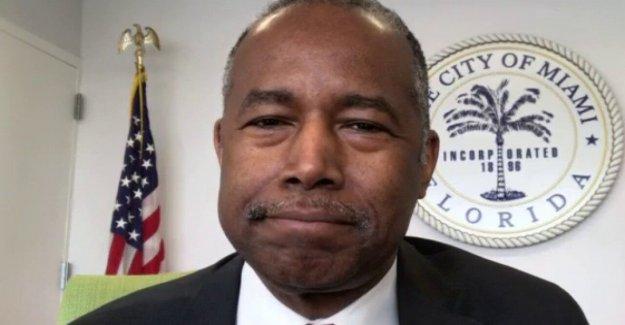 El Dr. Ben Carson empuja hacia atrás en NY Gob. Cuomo 'ridículo' defensa de hogar de ancianos de la orden