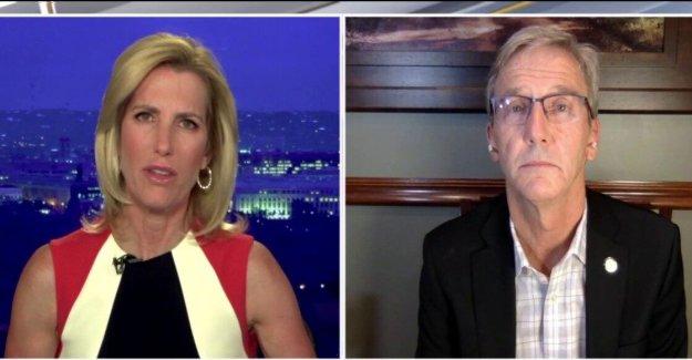 El Dr. Scott Jensen habla mal de los CDC, dice fallida coronavirus respuesta se ha mantenido sumidos'