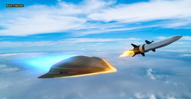 El ejército de científicos a desarrollar nuevos materiales para el ataque con armas hipersónicas