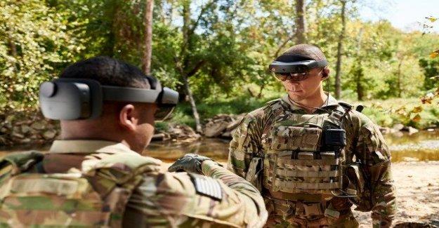 El ejército se adapta a la guerra-diseñado de imagen térmica de la guerra sobre el coronavirus