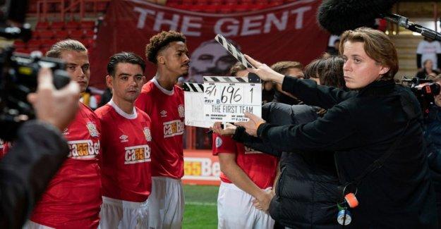 El fútbol llega serie de comedia de tratamiento con la ayuda de Liverpool