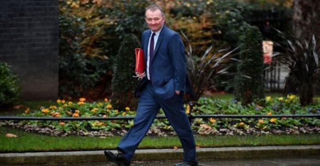 El galés secretario del ejercicio de reclamaciones no correcto