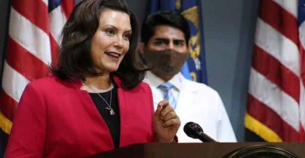 El gobernador de Michigan gana batalla legal en contra de los legisladores sobre el virus de la