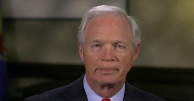 El senador Ron Johnson dice que hubo un total de corrupción en la transición entre Obama y el Triunfo de las administraciones
