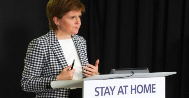 Escocia, para seguir con 'la lenta y constante del enfoque de