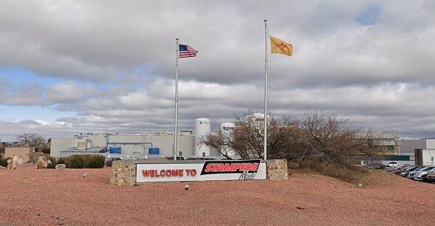 Este virus infecta a 57 trabajadores en Nuevo México planta de carnes