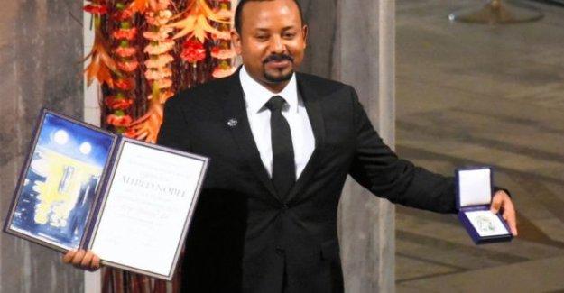 Etíope ejército 'disparo de hombre muerto por el teléfono sonó'