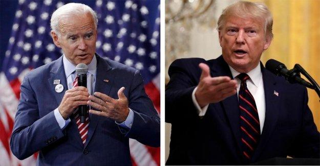 Fox News: Biden más confianza en coronavirus, el Triunfo en la economía