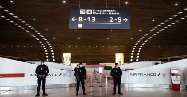 Francia anuncia la cuarentena planes para el reino unido llegadas