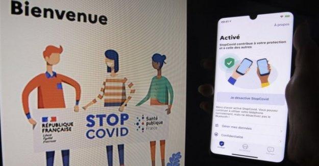 Francia da luz verde para el virus de seguimiento de la aplicación