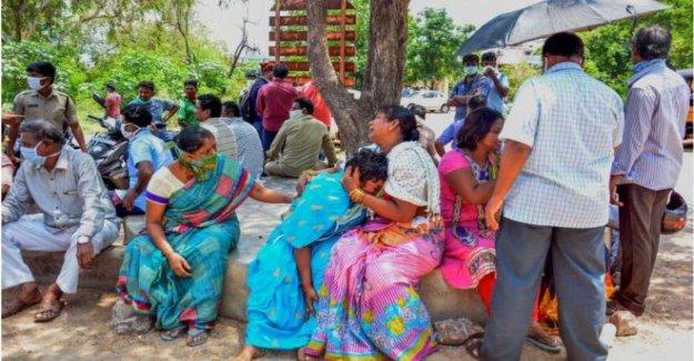 Fue negligencia detrás de la India mortal de fuga de gas?