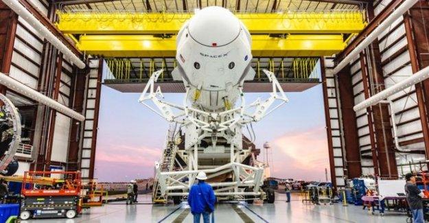 Fugas componente llevó a la explosión de SpaceX