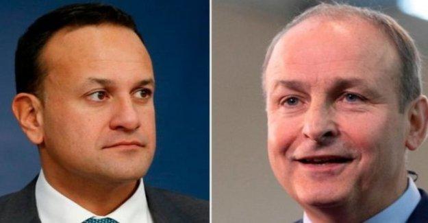 Gobierno irlandés formación todavía unas semanas de distancia