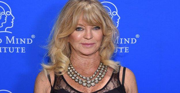 Goldie Hawn dice que llora ', probablemente, 3 veces al día sobre el pensamiento de maltrato, la ira' sucediendo en medio de la pandemia