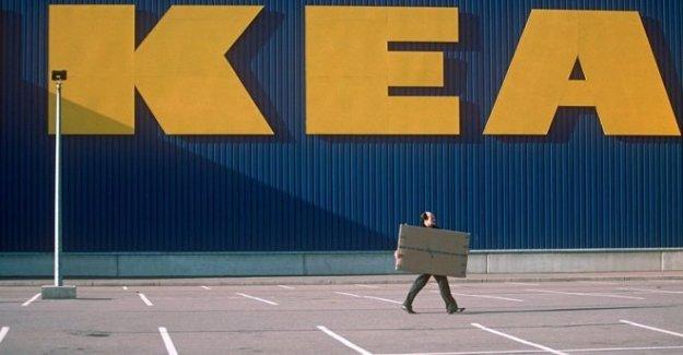 Ikea para comenzar la reapertura de las tiendas