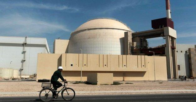 Irán dice que continuará nuclear a pesar de las sanciones de ee uu