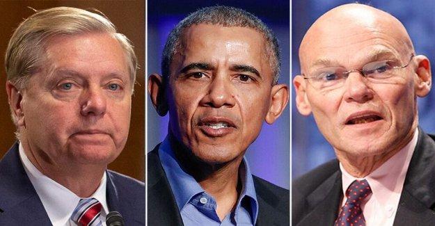James Carville pide Graham para permitir que Obama testimonio, predice que aumentará Dem participación