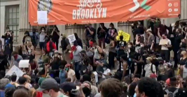 Jim Hansen: Trump es derecho – Antifa ha secuestrado protestas de George Floyd muerte y los convirtieron en disturbios