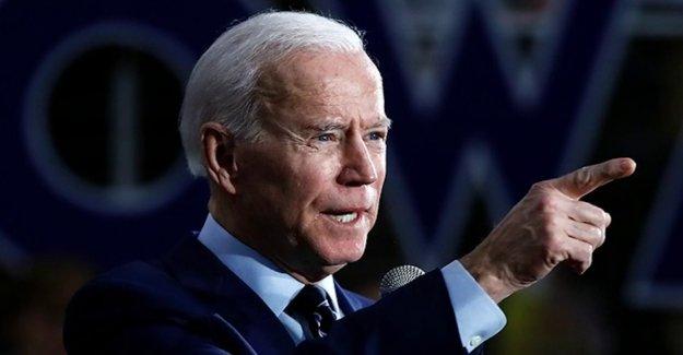 John James: Joe Biden, no me dice 'no es negro' porque yo soy un Republicano Triunfo partidario