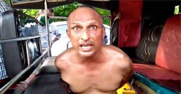 La India médico que resucitó de alarma enviado a un hospital mental